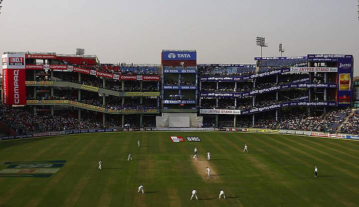 Delhi Daredevils's Home Ground