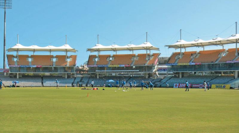 CSK HOME GROUND