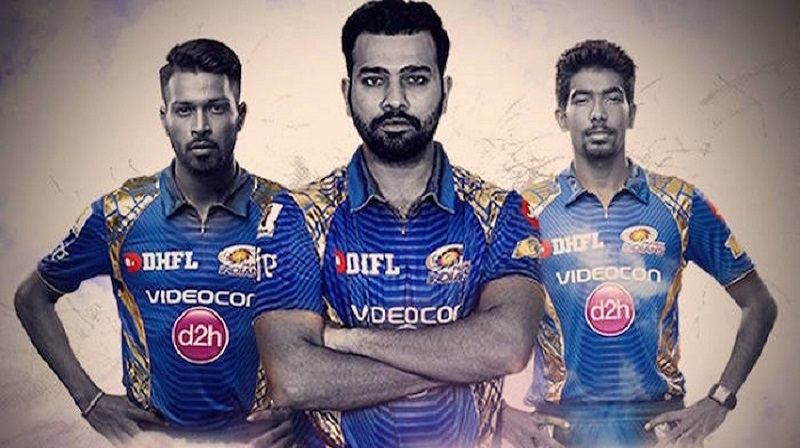 mumbai indians retained players
