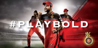 RCB jersey