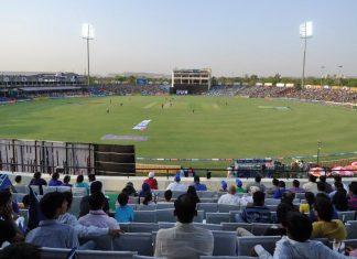 Sawai Mansingh Stadium Jaipur,