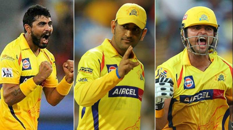 csk retained players for 2018
