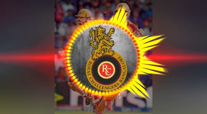 rcb matches