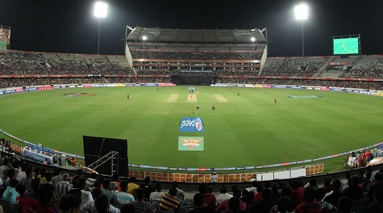 Rajiv Gandhi International Stadium - Sunrisers Hyderabad 's Home Ground