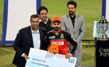 Ipl orange cap